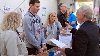 College Open Day & Free for Enfield Day