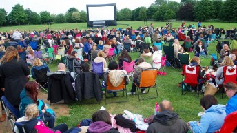 Outdoor Cinema at Capel Manor Gardens – Grease