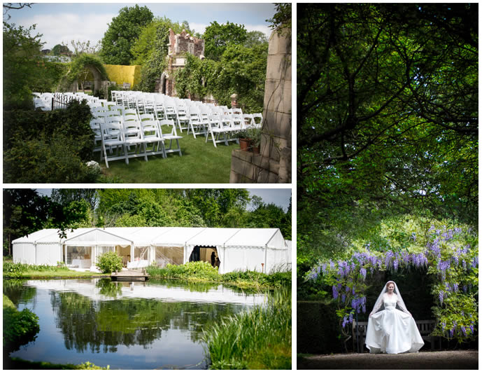 Weddings at Capel Manor College Enfield