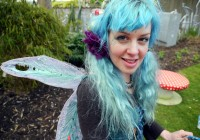 Faeries Festival at Capel Manor Gardens