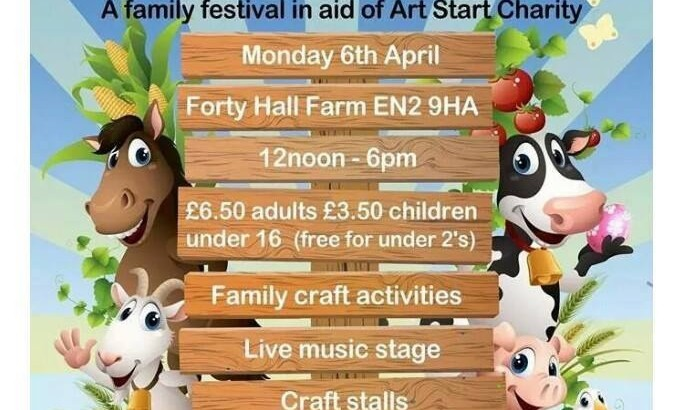 Easter Family Festival at Forty Hall Farm