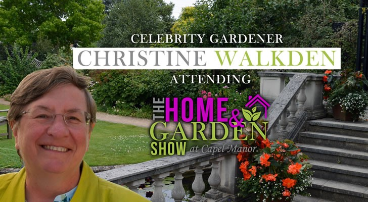 The Home and Garden Show at Capel Manor