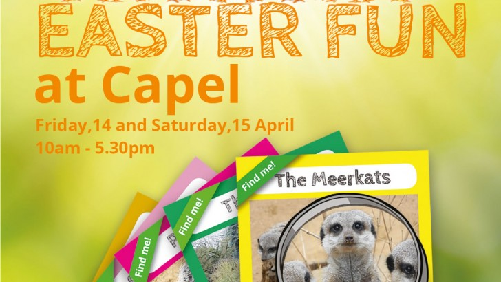 EASTER FUN AT CAPEL – Friday, 14 April