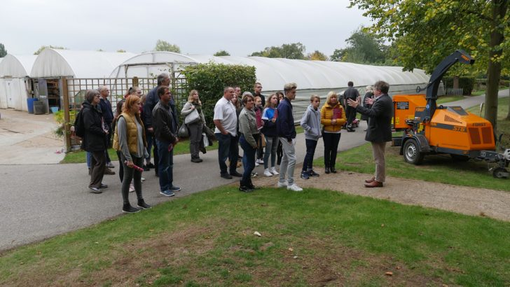 Capel Manor College and Gardens Open Day