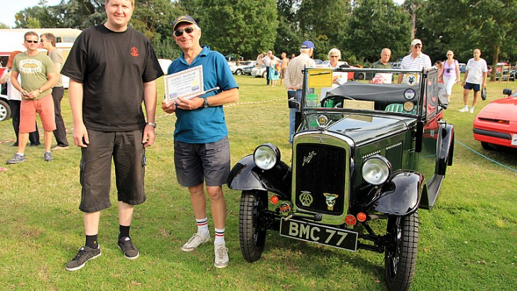 2012 Vintage and Classic Vehicle Show