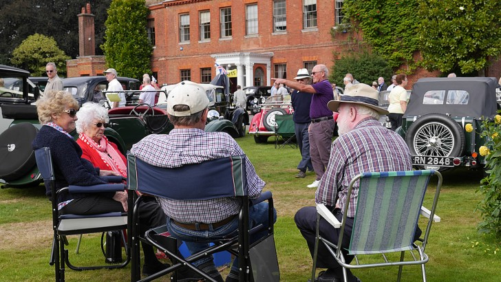 Classic and Vintage Vehicle Show 2013