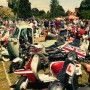 Scooterfest 2015 at Capel Manor